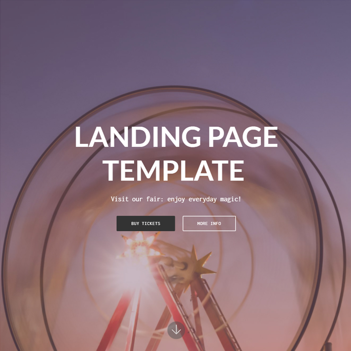 Free Download Bootstrap Landing Themes